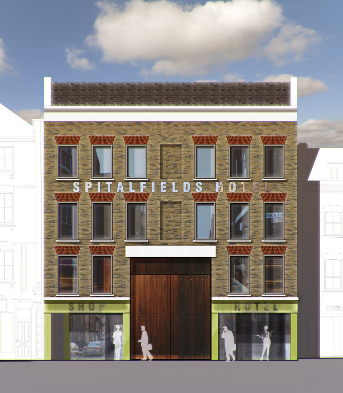 Spitalfields Hotel Acquisition